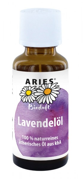ARIES Bioduft Lavendelöl 30 ml