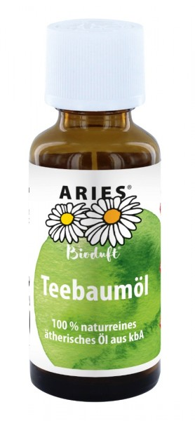 ARIES Bioduft Teebaumöl 30 ml