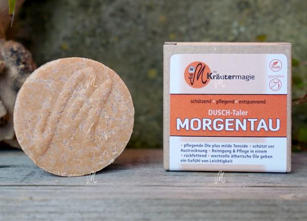 die Kräutermagie Dusch-Taler Morgentau plastikfrei 75 g