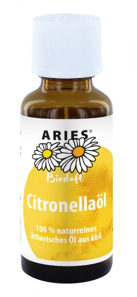 ARIES Bioduft Citronellaöl 30 ml